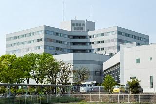 慈恵柏病院外観(W320)